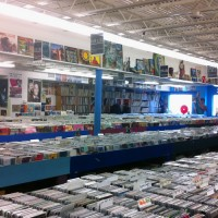 Mystery Train Records - Store Rear