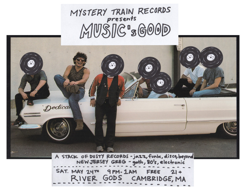 Music Is Good May 24th